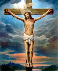 V Mysteria dolorosa - Crucifixio et Mors / V Tajemnica bolesna - Ukrzyżowanie