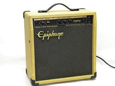 Epiphone Amplifier EP-800 Vintage Gibson Guitar Epiphone Amp EP800 Music Gear