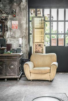 FONDERIE MILANESI BAR & RESTAURANT IN MILAN | PAULINA ARCKLIN | Photographer + Photo Stylist