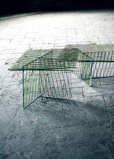 Glasitalia / Crossing by Patricia Urquiola