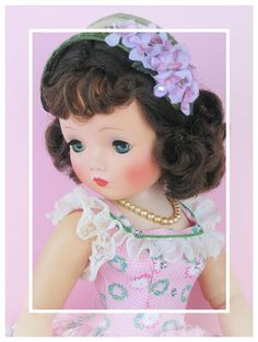 cissy...always beautiful ~ madame alexander dolls