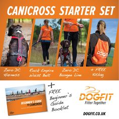 Canicross Kit, Active Dogwear, Classes & Canicross Training - Dogfit – Dogfit - Canicross equipment, advice and training.