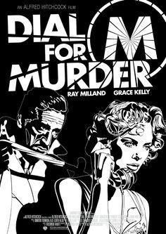 Dial M for Murder - so good!