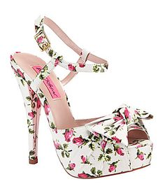 Betsey Johnson Haylie Sandals #Dillards