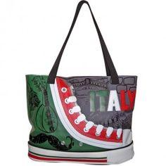 SHOPPING BAG SCARPA ITALIA - SarahShop Store