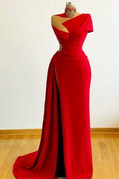 Gala Dresses, Event Dresses, Red Fashion, Women's Fashion Dresses, Classy Outfits, Chic Outfits, Online Dress Shopping, Stunning Dresses, Designer Dresses