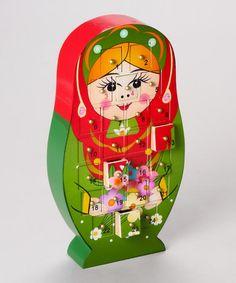 Russian Doll Advent Calendar