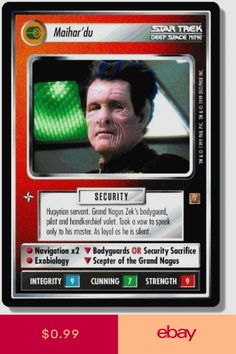 Star Trek Ccg, Deep Space, Im Not Perfect, Stars, Hobbies, Ebay, Products, Outer Space, I'm Not Perfect