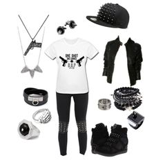 B.A.P Oneshot Outfit ☆Follow for more Kpop outfits like this☆  Find it On Polyvore