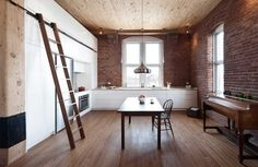 Inside a 850 Square-Foot Minimalists Dream Apartment.