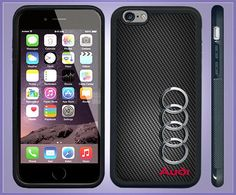Hey, I found this really awesome Etsy listing at https://www.etsy.com/listing/205946465/apple-iphone-6-case-audi-logo-on-a-field