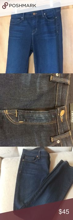 """J Brand Porter Skinny Jeans J-Brand skinny jeans. Approx Measurements: 28"""" inseam, 14"""" waist, 9.5"""" rise, 6.6"""" at knee and narrows to 5.5"""" at ankle (roughly depending on how you are proportioned). Excellent condition. J Brand Jeans Skinny"""
