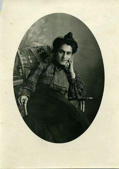 Matilde Kahlo, la madre de Frida.