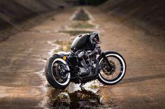 Sportster | Bobber Inspiration - Bobbers and Custom Motorcycles | bobberinspiration November 2014