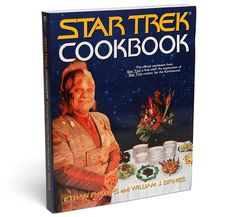 Neelix's Star Trek Cookbook on Global Geek News.