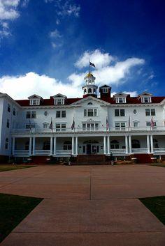 Overlook Hotel (Stanley Hotel), Estes Park Colorado
