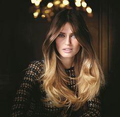 Покраска волос в два цвета: фото 21