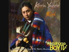 Kevin Yazzie - Peyote Songs (1st Track Off Faith Album)