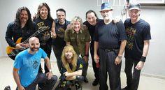 Stryper and Petra in Puerto Rico!