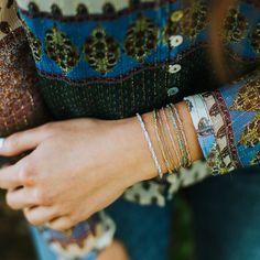 Starte mit den bunten Armbändern von SPIRIT in den Sommer! Mix Match, Cuff Bracelets, Spirit, Jewelry, Fashion, Armband, Summer Recipes, Moda, Jewlery