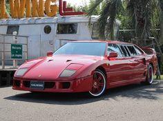 Ferrari+F40+Limuzin