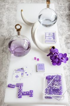games, only in violet. Purple is my fav color ;-) I'm simply drawn to this color like no other color.