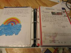 Kim is a Compassion sponsor and advocate who has some great tips on creating a binder to keep all of your letter writing supplies organized. Be sure to visit her blog to read more about her ideas!