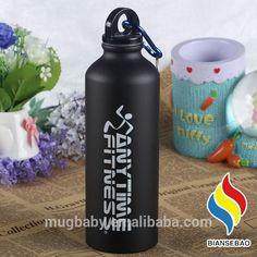 500ml aluminium sports water bottle