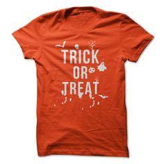 (New Tshirt Great) Halloween Trick or Treat [Teeshirt 2016] Hoodies, Tee Shirts