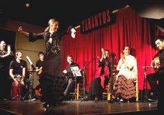 Tarantos Flamenco Show - Barcelona Music & Shows