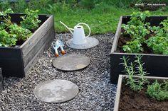 #hyötypuutarha #viljelylaatikot #garden