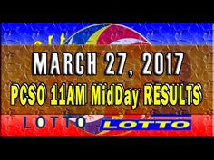 Watch the PCSO MidDay results video today, April 2017 (Sunday). The lotto games that are featured in this video are MidDay Results Lotto . Lotto Results, Lotto Games, Lottery Tips, Positive Affirmations, Stress, Positivity, Youtube, March, April 24