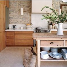 Natural and earthy, from The Design Hunter