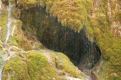 Waterfalls at Nohn, Germany