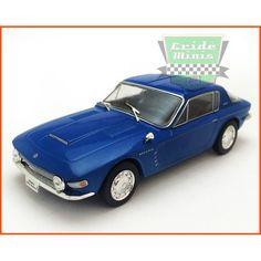 Brasinca 4200 GT Uirapuru 1964 - Caixa de acrílico - escala 1/43  A história do… Scale Models, Futuristic, Diecast, Race Cars, Classic Cars, 1, Racing, Bike, Pure Products