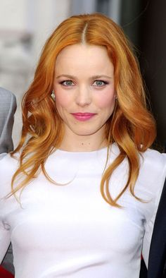Rachel Mcadams - Strawberry Blond