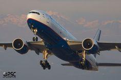 ORENAIR  VP-BLA B777-2Q8ER 28676/246 Orenair - Orenburg Airlines @ Aeroporto di Verona © Piti Spotter Club Verona