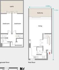 1000 images about flat designs on pinterest flat design for 4 bedroom maisonette designs