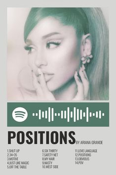 Ariana Grande Cute, Ariana Grande Photoshoot, Collage Des Photos, Photo Wall Collage, Minimalist Music, Minimalist Poster, The Light Is Coming, Applis Photo, Alternative Movie Posters