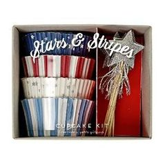Meri Meri Stars & Stripes Patriotic Cupcake Kit Meri Meri https://www.amazon.com/dp/1633250164/ref=cm_sw_r_pi_dp_x_-OAlzb49YVHEJ