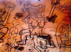 Des pierres gravées témoignent de la rencontre avec des extraterrestres         https://www.pierresmagiques.com/actualite/pierres-gravees-rencontre-extraterrestres.html