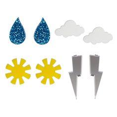 Weather Earrings – Sugar & Vice