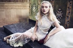Cover Story | Dakota Fanning on sex scenes, family feuds and American Pastoral | Magazine | NET-A-PORTER.COM