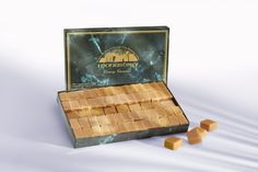 Monastery Candy in Dubuque handcraft caramels that are unmatched with the perfect balance of chewy and smooth textures.