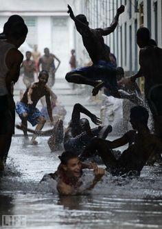 Después de una tormenta...en la Habana, Cuba.