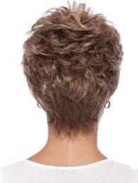 Image result for short haircut with fringe neckline