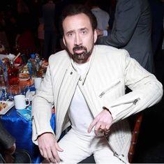 Nicolas Cage, Chef Jackets, Shirt Dress, Mens Tops, Shirts, Fashion, Shirtdress, Moda, La Mode