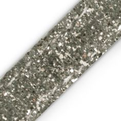"Hi-Ho Skinny Silver: 3/8"" Chica Band Non-Slip Headband on glittery silver velvet. Retail: $15. Shop now at www.ChicaBands.com!"