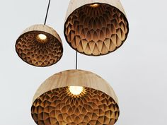 Copper I.D | LIGHTING - THE NEST BY EDWARD LINACRE