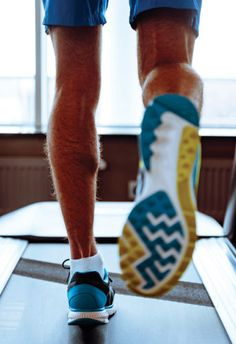 Achilles experts ponder effects of heel elevation. The team found that walking in standard running shoes with a typical cushioned heel appeared to increase loads on the Achilles tendon. Heel Pain, Plantar Fasciitis, Running Shoes, The Cure, Achilles Tendon, This Or That Questions, Heels, Walking, Magazine